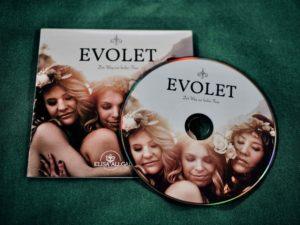 Evolet – Audio CD