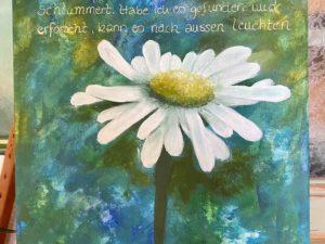 """Blumenbotschaft """"Margarite"""""""